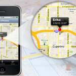 Are there any good iPhone GPS tracking app that don't alert the user?