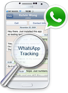 spy on someone's WhatsApp messages